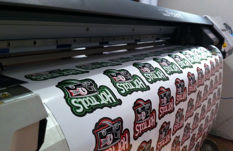 Promote Your Business with High Quality Sticker Marketing