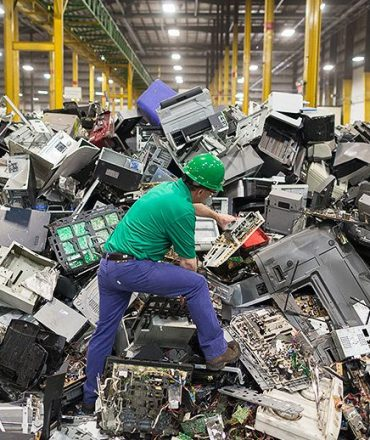 How Electronic Recycling can Benefit your Business