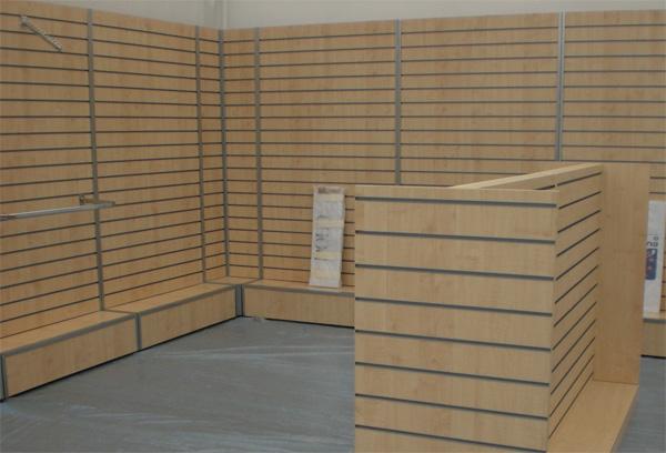 The Growing Popularity of Slatwall Panels