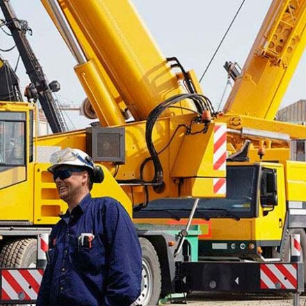 Where Can You Get The Best Crane Services?