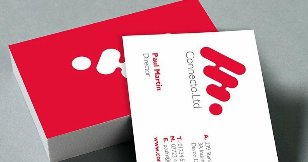 Reasons to Print Business Cards